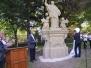 V. Hidak és Hídépítők Napja - Nepomuki Szent János szoborátadás Soroksár 2017. május