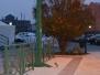 HÍDKERT új elemének avatása Szabadság híd kandeláber és korlát eleme 2013